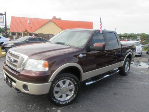 2008 Ford F-150 for sale at American Financial Cars in Orlando FL