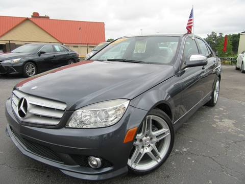 2008 Mercedes-Benz C-Class for sale at American Financial Cars in Orlando FL
