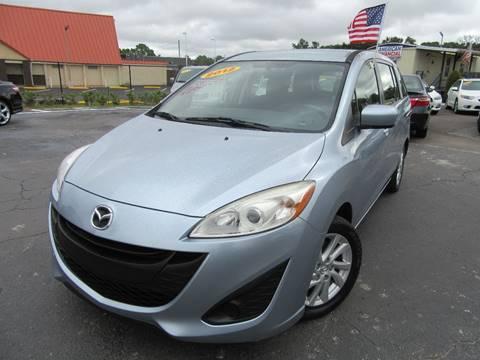 2012 Mazda MAZDA5 for sale at American Financial Cars in Orlando FL