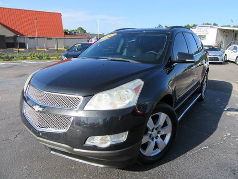 2009 Chevrolet Traverse for sale at American Financial Cars in Orlando FL