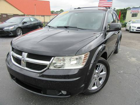 2009 Dodge Journey for sale at American Financial Cars in Orlando FL