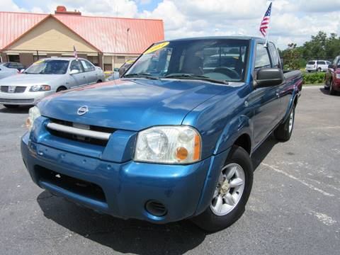 2004 Nissan Frontier for sale at American Financial Cars in Orlando FL