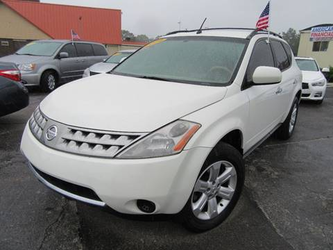 2006 Nissan Murano for sale at American Financial Cars in Orlando FL