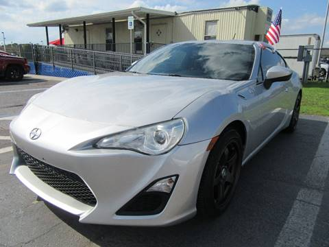 2013 Scion FR-S for sale at American Financial Cars in Orlando FL
