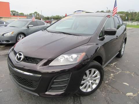2011 Mazda CX-7 for sale at American Financial Cars in Orlando FL