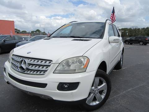 2006 Mercedes-Benz M-Class for sale at American Financial Cars in Orlando FL