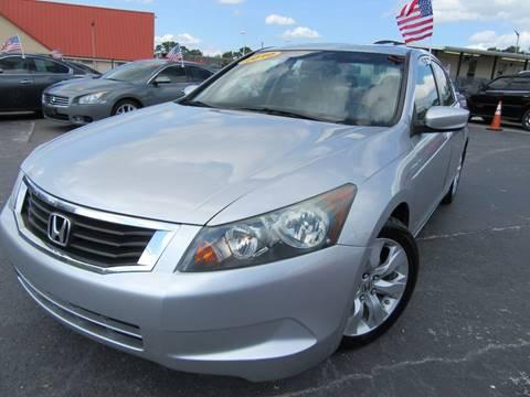 2010 Honda Accord for sale at American Financial Cars in Orlando FL