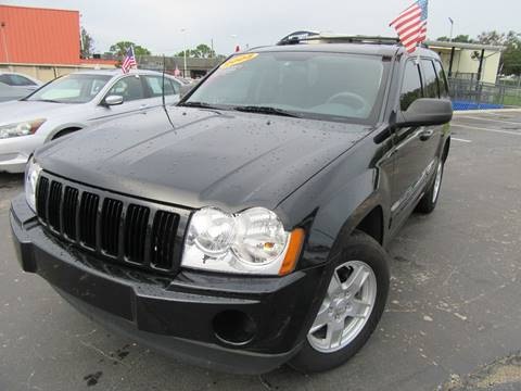 2005 Jeep Grand Cherokee for sale at American Financial Cars in Orlando FL