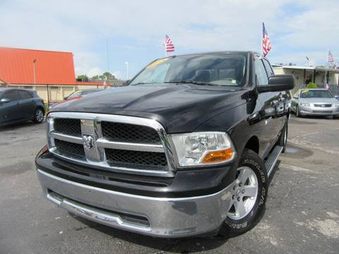 2011 RAM Ram Pickup 1500 for sale at American Financial Cars in Orlando FL
