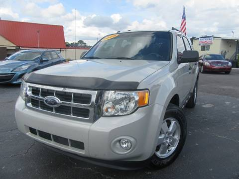 2009 Ford Escape for sale at American Financial Cars in Orlando FL