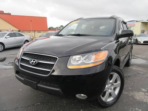 2008 Hyundai Santa Fe for sale at American Financial Cars in Orlando FL