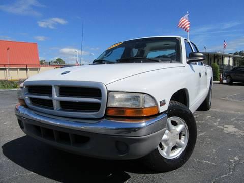 2000 Dodge Dakota for sale at American Financial Cars in Orlando FL