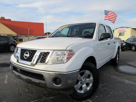 2010 Nissan Frontier for sale at American Financial Cars in Orlando FL