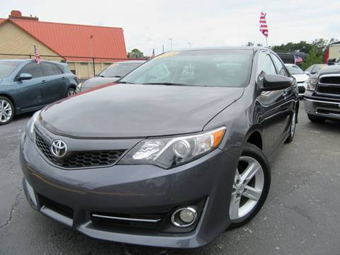 2014 Toyota Camry for sale at American Financial Cars in Orlando FL