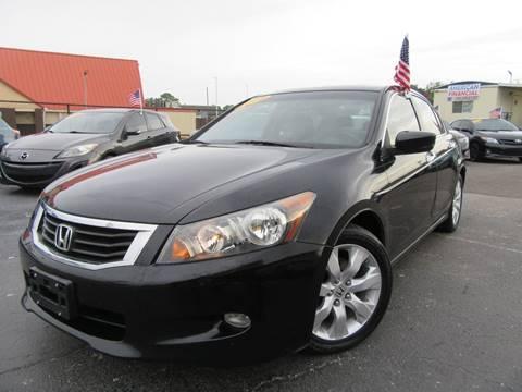 2008 Honda Accord for sale at American Financial Cars in Orlando FL