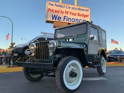 1952 Jeep Willys for sale in Orlando, FL