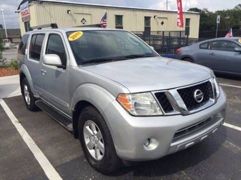 2011 Nissan Pathfinder for sale at American Financial Cars in Orlando FL