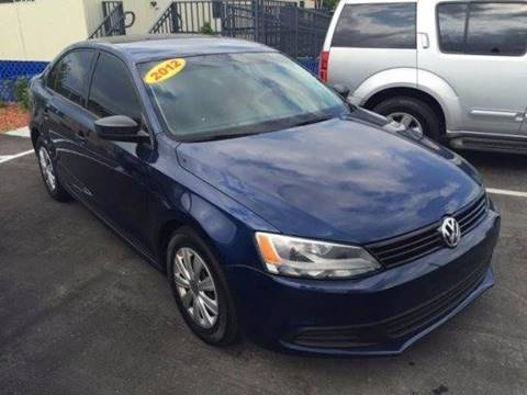 2012 Volkswagen Jetta for sale at American Financial Cars in Orlando FL