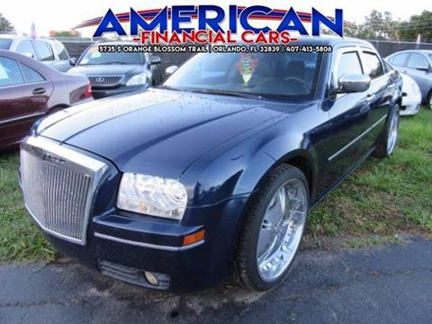 2006 Chrysler 300 for sale at American Financial Cars in Orlando FL