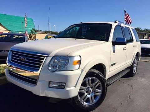 2008 Ford Explorer for sale at American Financial Cars in Orlando FL