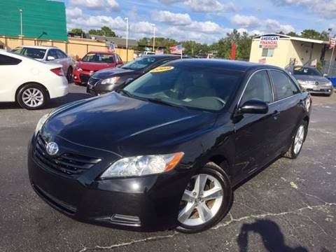 2009 Toyota Camry for sale at American Financial Cars in Orlando FL