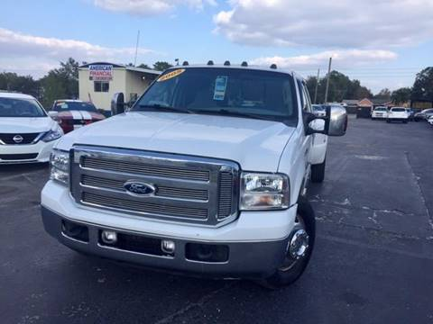 2005 Ford F-350 Super Duty for sale at American Financial Cars in Orlando FL
