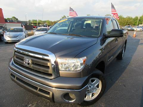 2011 Toyota Tundra for sale at American Financial Cars in Orlando FL
