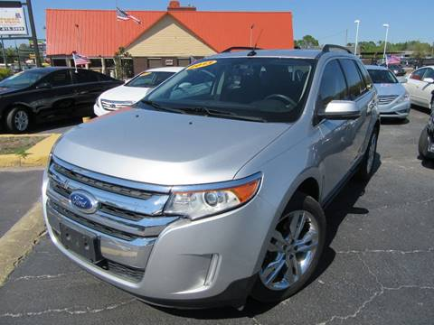 2013 Ford Edge for sale at American Financial Cars in Orlando FL