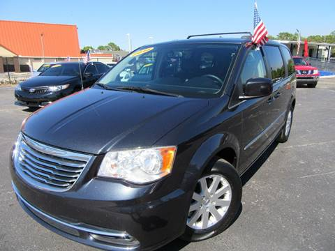 2014 Chrysler Town and Country for sale at American Financial Cars in Orlando FL