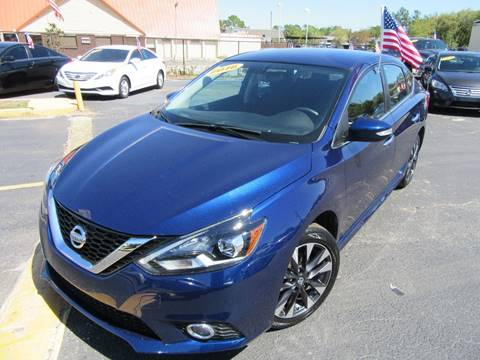 2016 Nissan Sentra for sale at American Financial Cars in Orlando FL