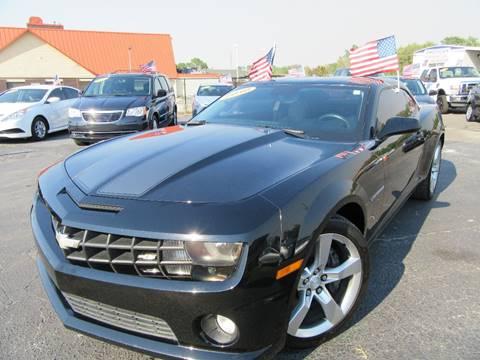 2010 Chevrolet Camaro for sale at American Financial Cars in Orlando FL