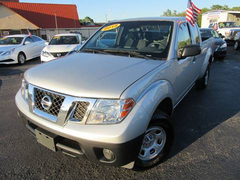 2015 Nissan Frontier for sale at American Financial Cars in Orlando FL