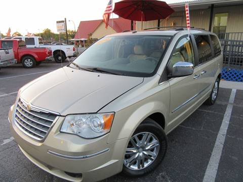 2010 Chrysler Town and Country for sale at American Financial Cars in Orlando FL