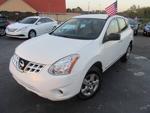 2013 Nissan Rogue for sale at American Financial Cars in Orlando FL