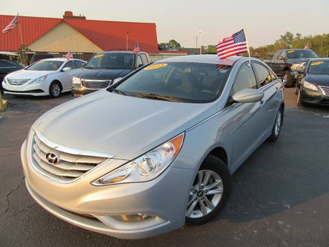 2013 Hyundai Sonata for sale at American Financial Cars in Orlando FL