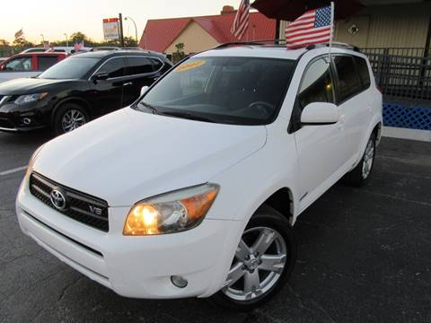 2007 Toyota RAV4 for sale at American Financial Cars in Orlando FL