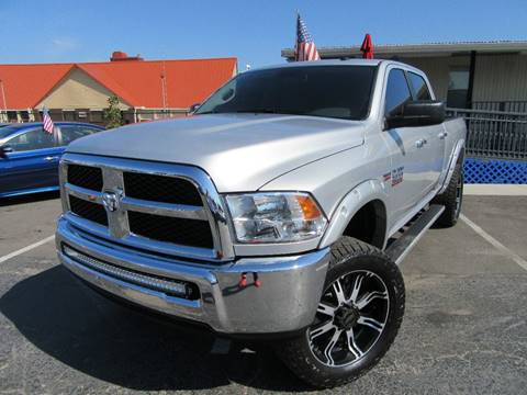 2016 RAM Ram Pickup 2500 for sale at American Financial Cars in Orlando FL