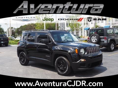2016 Jeep Renegade for sale in North Miami Beach, FL