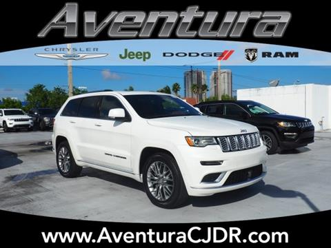 2018 Jeep Grand Cherokee for sale in North Miami Beach, FL