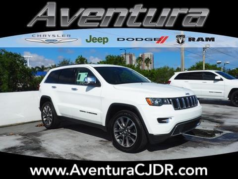 2018 Jeep Grand Cherokee for sale in North Miami Beach, FL