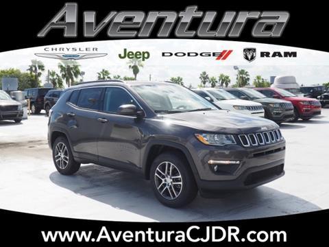 2018 Jeep Compass for sale in North Miami Beach, FL