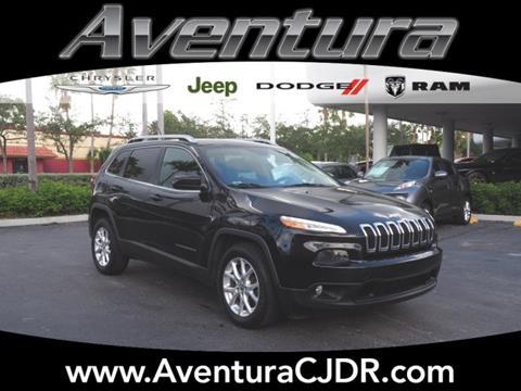 2014 Jeep Cherokee for sale in North Miami Beach, FL