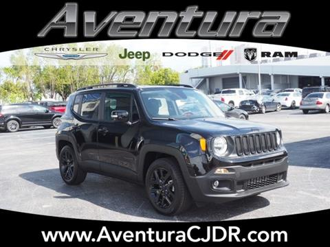 2017 Jeep Renegade for sale in North Miami Beach, FL