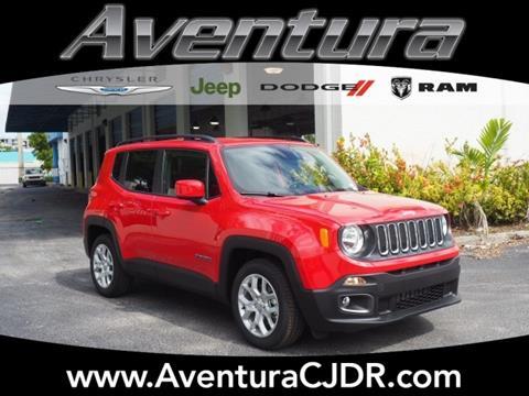 2017 Jeep Renegade for sale in North Miami Beach, FL