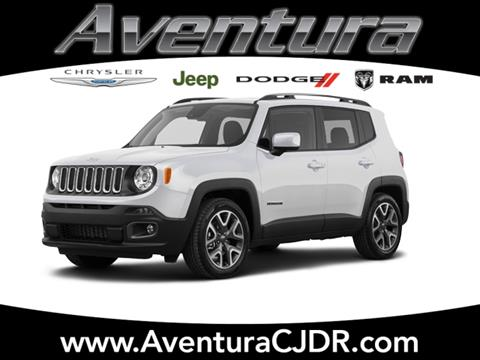 2018 Jeep Renegade for sale in North Miami Beach, FL