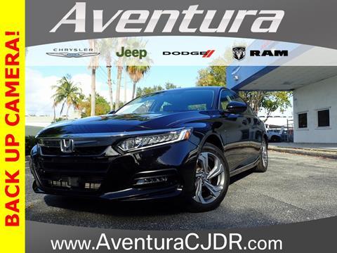 2018 Honda Accord for sale in North Miami Beach, FL