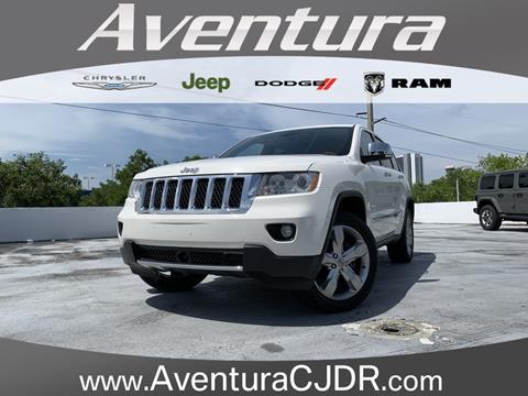 2012 Jeep Grand Cherokee for sale in North Miami Beach, FL