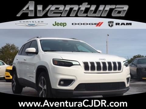 2019 Jeep Cherokee for sale in North Miami Beach, FL