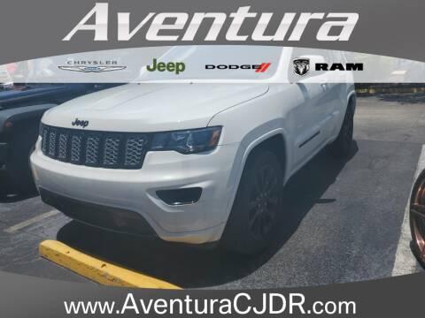 2018 Jeep Grand Cherokee Altitude for sale at Aventura Chrysler Dodge Jeep Ram in North Miami Beach FL