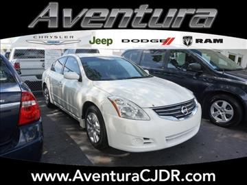 2011 Nissan Altima for sale in North Miami Beach, FL